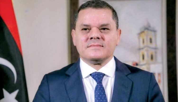 رئيس وزراء ليبيا عبدالحميد الدبيبة