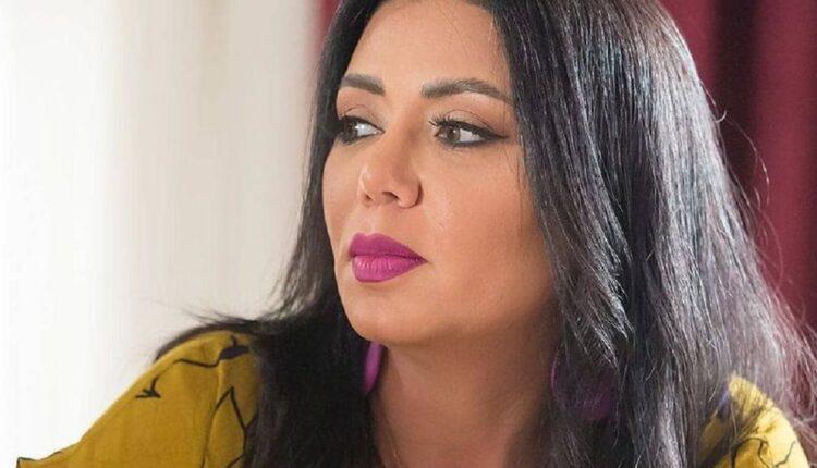 رانيا يوسف تشعل ضجة بالفستان الشفاف