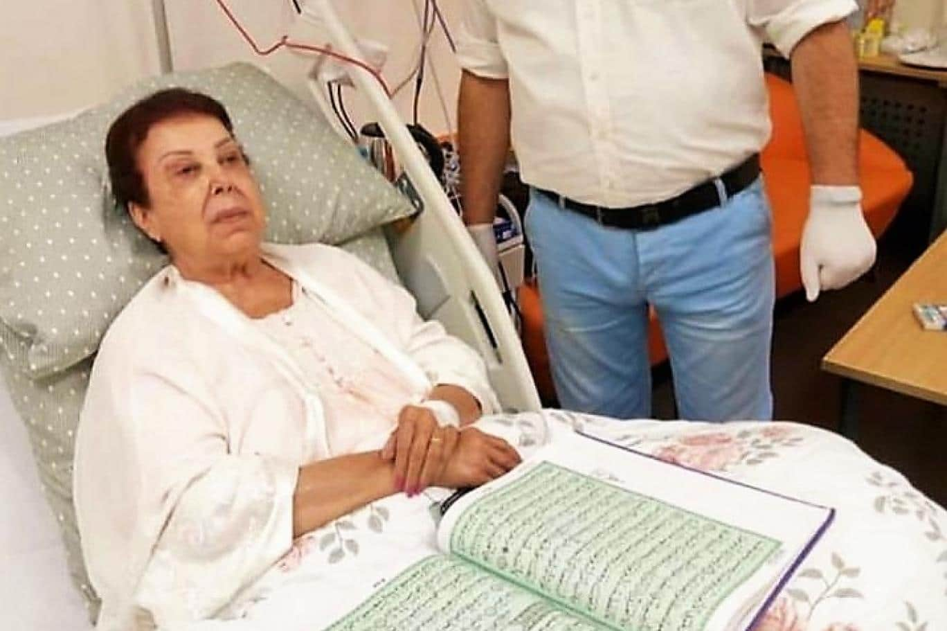 ابنة رجاء الجداوي تكشف وصية والدتها وآخر ما طلبته من الممرضة