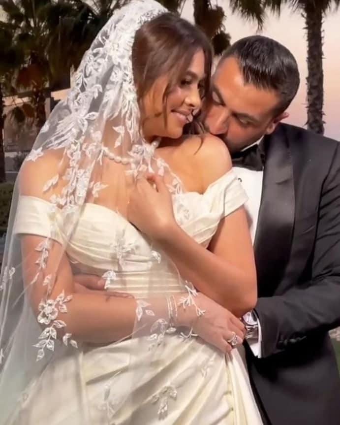 زفاف هاجر أحمد 3