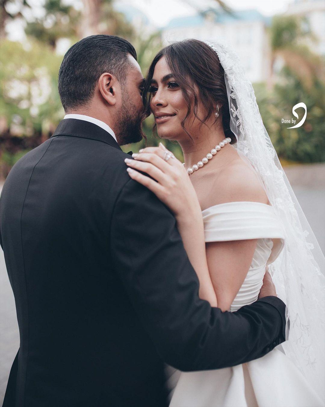 زفاف هاجر أحمد 4