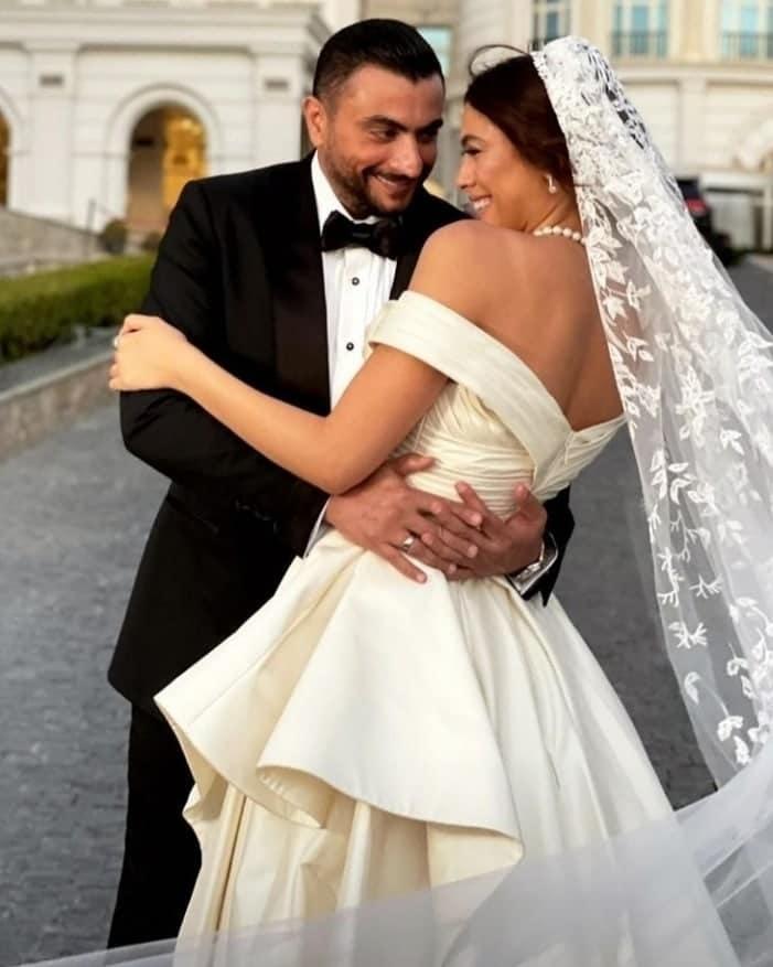 زفاف هاجر أحمد1