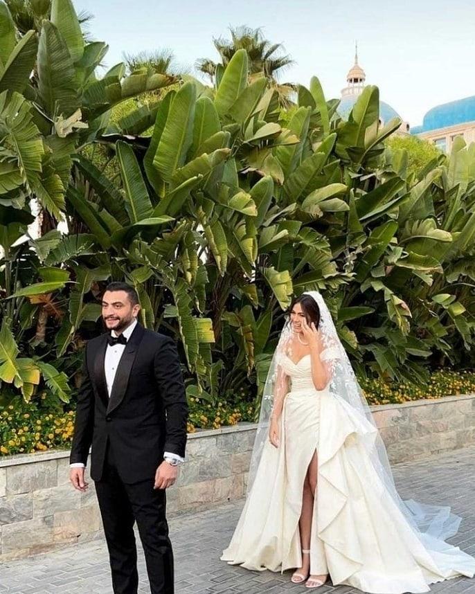 زفاف هاجر أحمد2