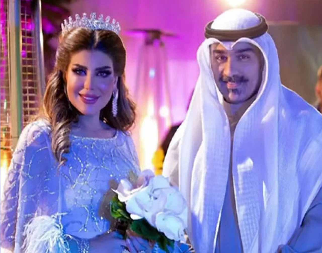 زينب الموسوي زوجة شهاب جوهر الأولى تخرج عن صمتها بعد زواجه من إلهام الفضالة (شاهد)