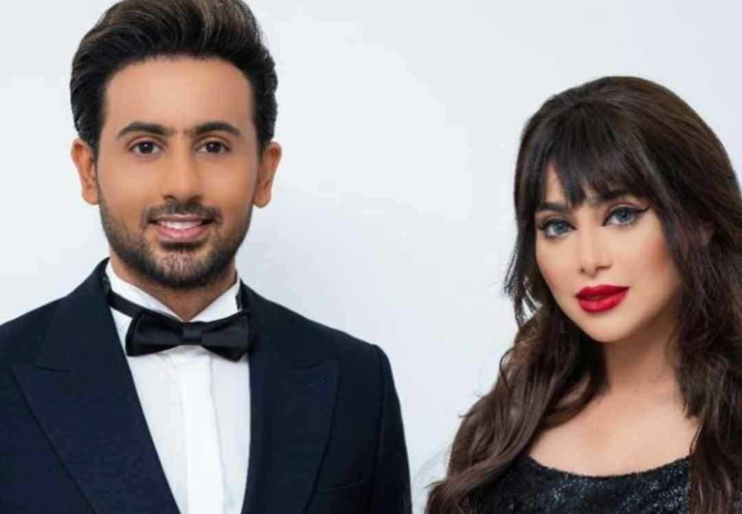 زواج شيلاء سبت من المطرب فؤاد عبدالواحد يصدم جمهورهما