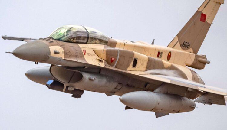 طائرة مغربية تصل اسرائيل