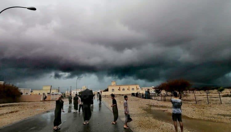 عاصفة ولاية المزيونة