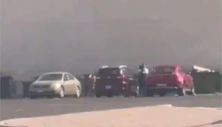 عناق في أحد شوارع الكويت يثير ضجة واسعة