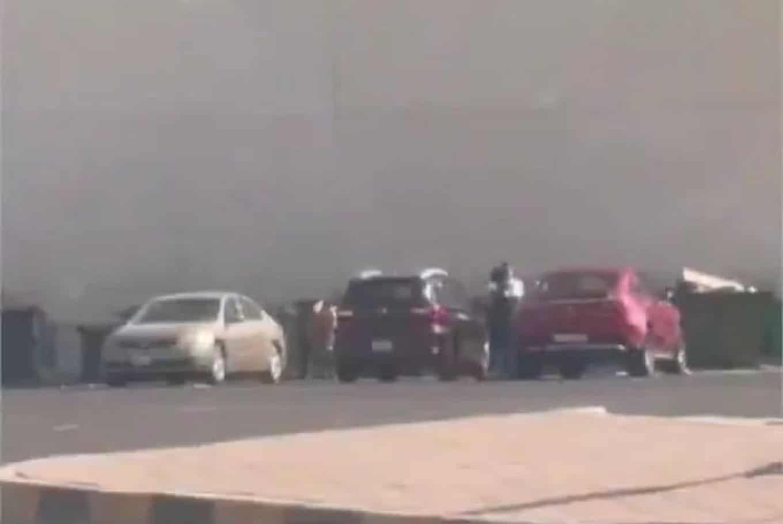 مشهد غير أخلاقي في شارع عام بالكويت يثير ضجة واسعة (فيديو)
