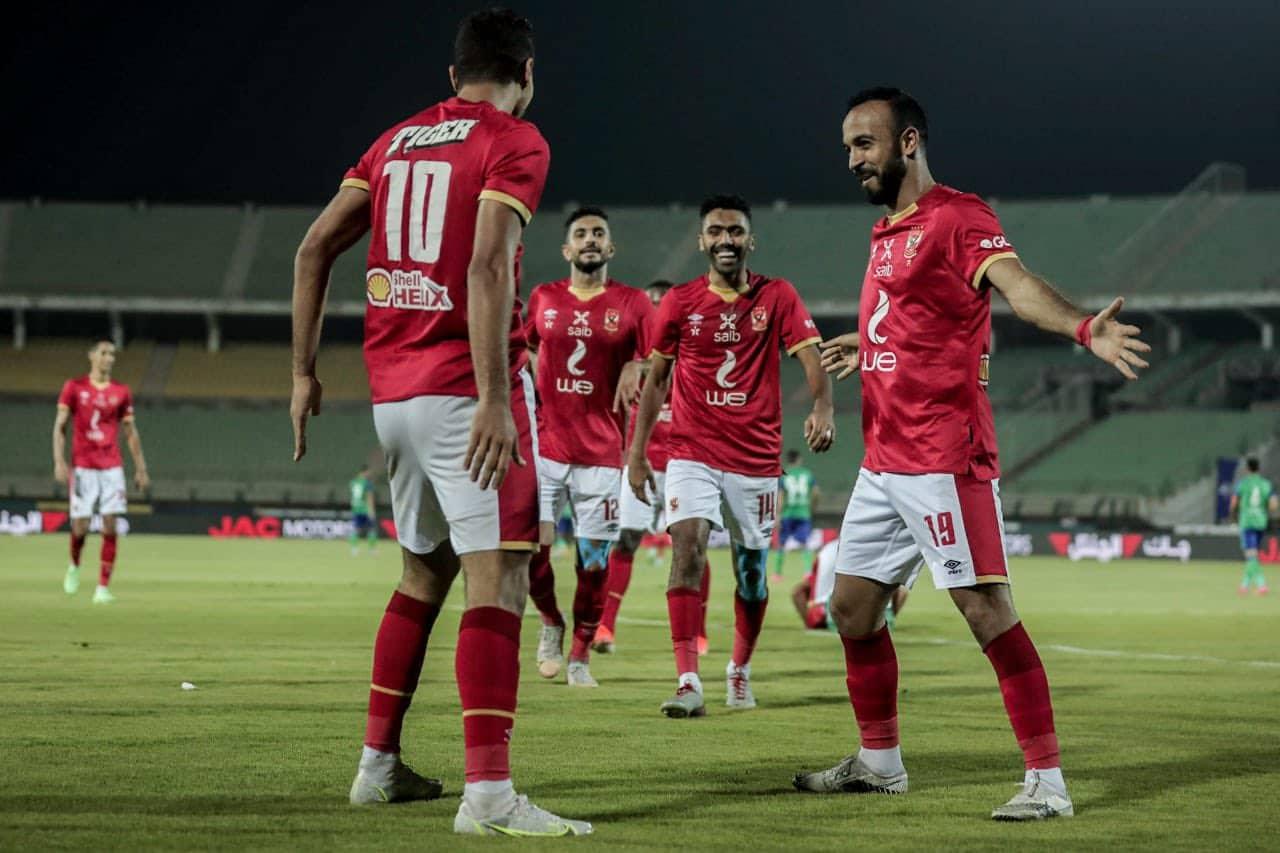 الأهلي يقسو على مصر المقاصة بهزيمة ثقيلة في الدوري المصري (فيديو)