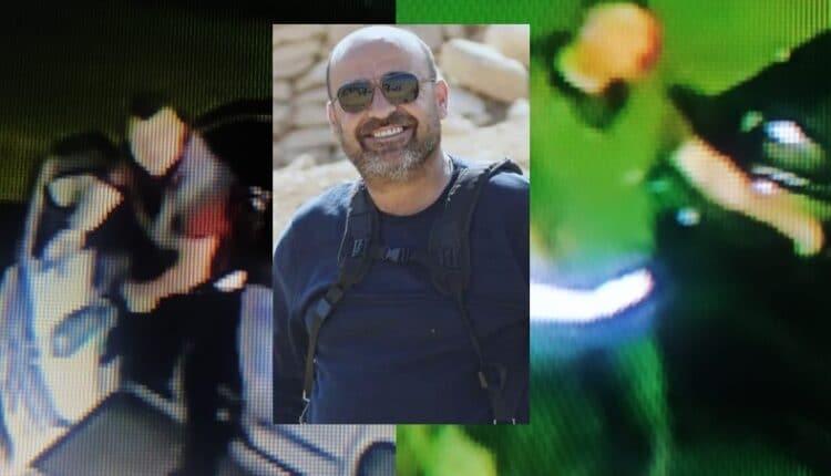 عائلة نزار بنات تنشر صور واسماء 2 من فريق اغتياله