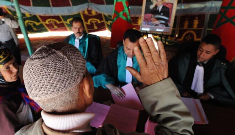 قضاة المغرب
