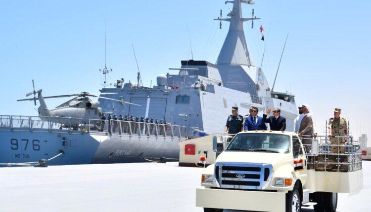 قطر تشارك في افتتاح قاعدة 3 يوليو