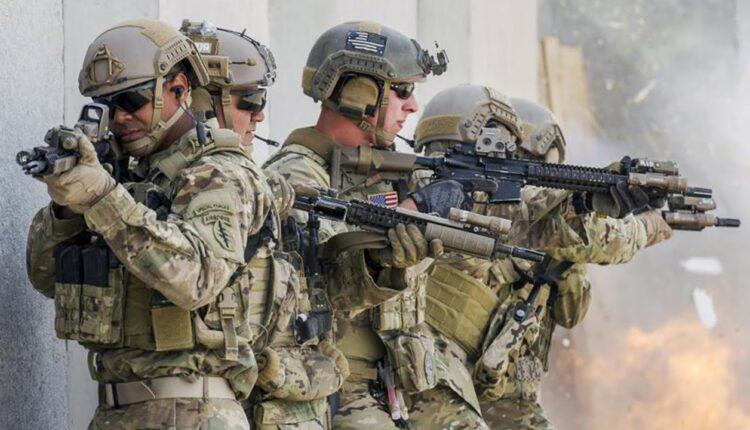 قوة أمريكية خاصة تنتشر في العراق
