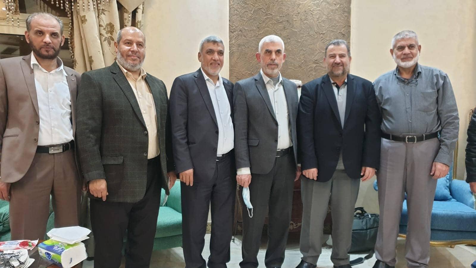 الوفد الإسرائيلي في القاهرة فوجئ بقادة حركة حماس في المبنى نفسه الذي أقاموا به