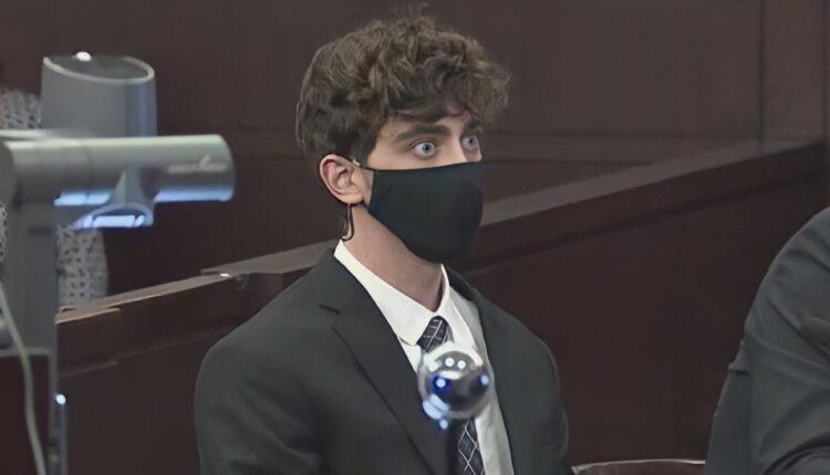 المجرم الوسيم كاميرون هيرين حديث السوشيال ميديا بعد إصدار حكم بسجنه 24 عاماً