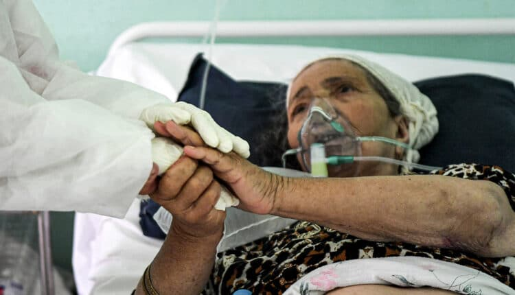 انهيار المنظومة الصحية في تونس