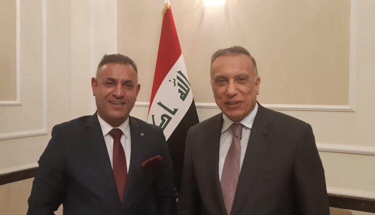 محافظ الناصرية أحمد الخفاجي