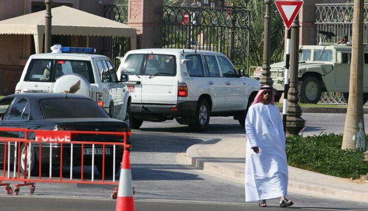 محاكمة المتهمين في قضية الإمارات 94