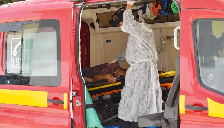 مستشفى ماطر في تونس
