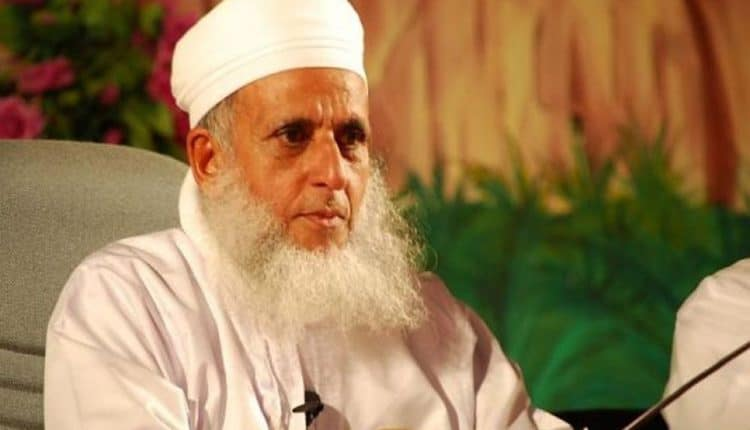 مفتي عمان أحمد الخليلي