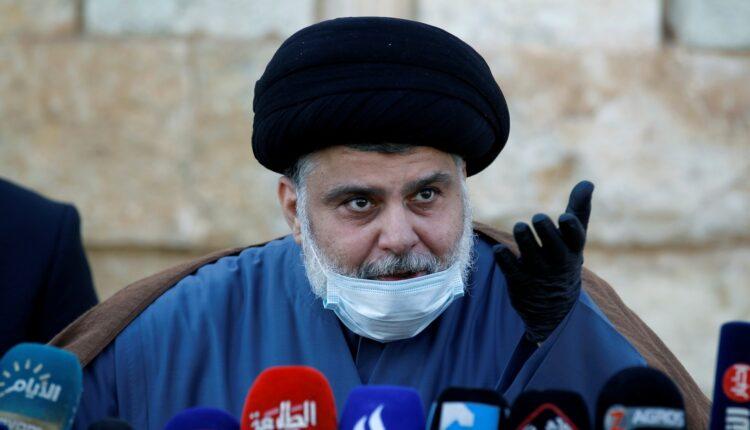 مقتدى الصدر زعيم التيار الصدري في العراق