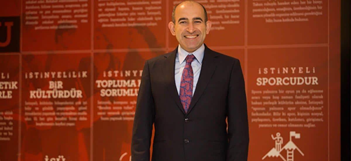 مليح بولو رئيس جامعة البوسفور المرموقة