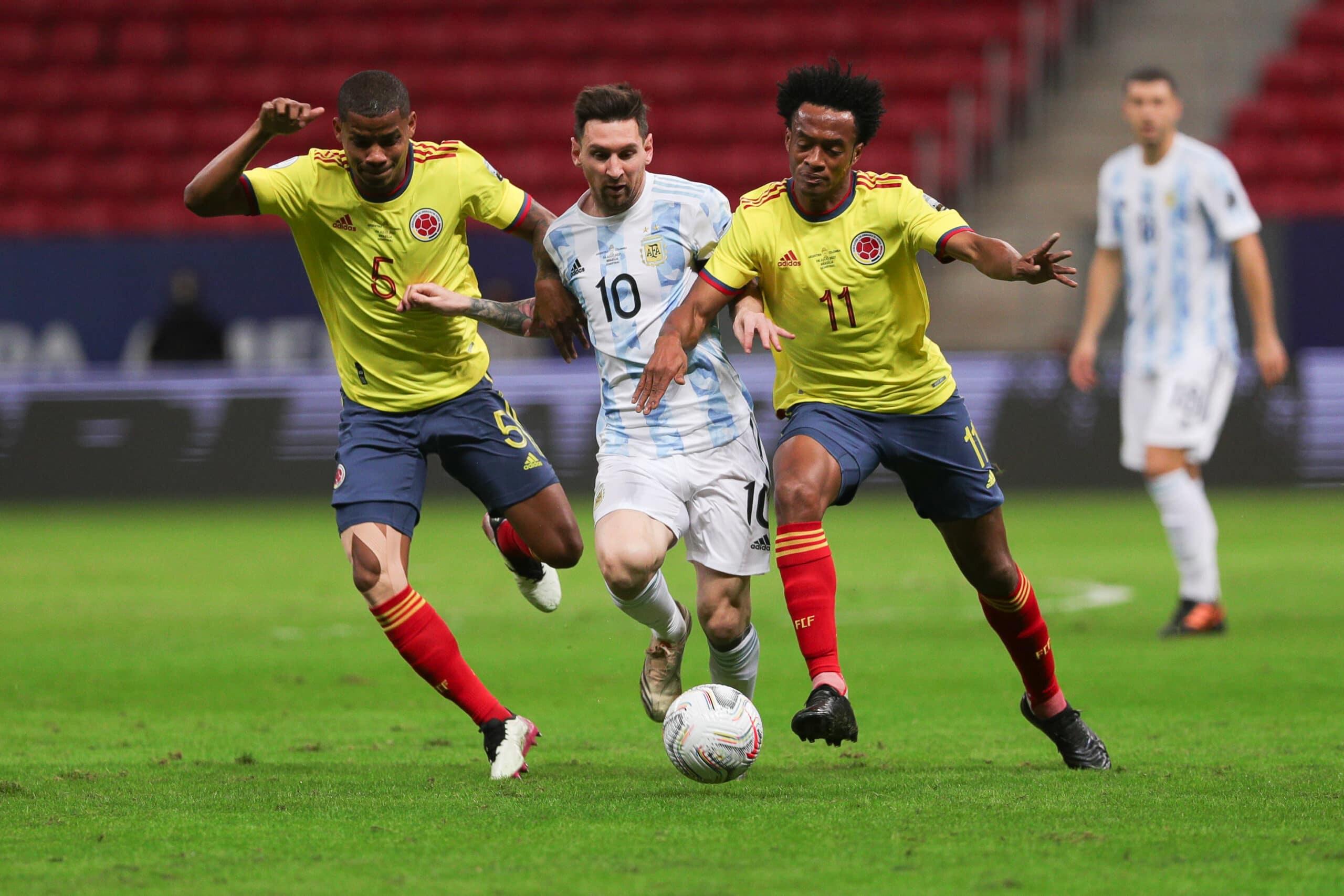الأرجنتين تحسم مباراة القمة في كوبا أمريكا أمام كولومبيا بركلات الترجيح (فيديو)