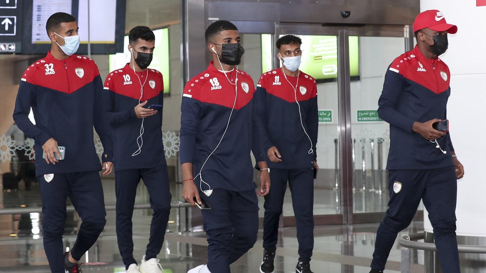منتخب سلطنة عمان لكرة القدم