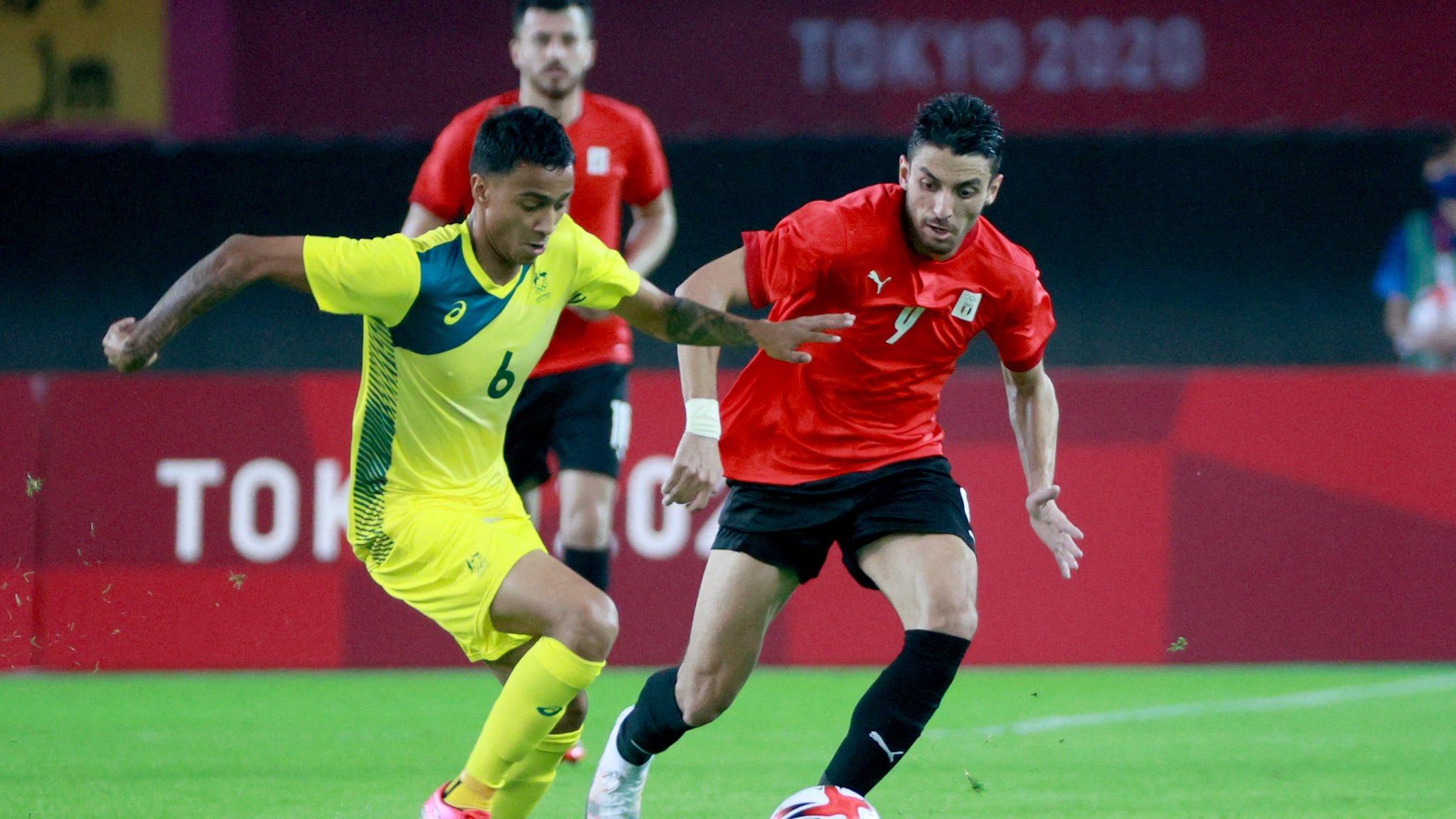 منتخب مصر والتأهل إلى الربع النهائي من أولمبياد طوكيو