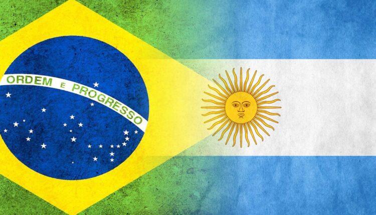 مباراة منتخب البرازيل والأرجنتين في نهائي كوبا أمريكا