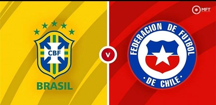 مباراة البرازيل وتشيلي في بطولة كوبا أمريكا