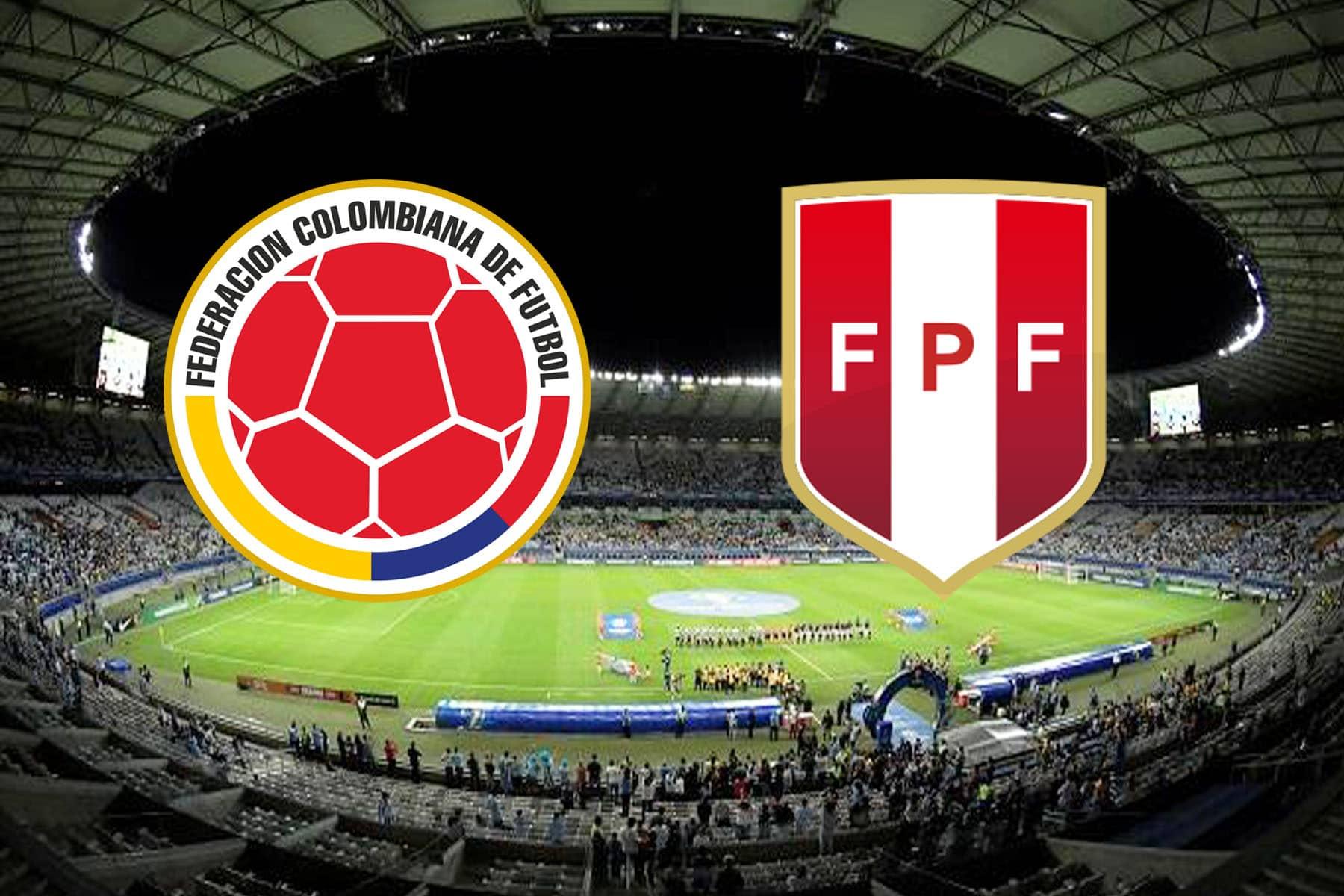 مباراة البيرو وكولومبيا في كوبا أمريكا