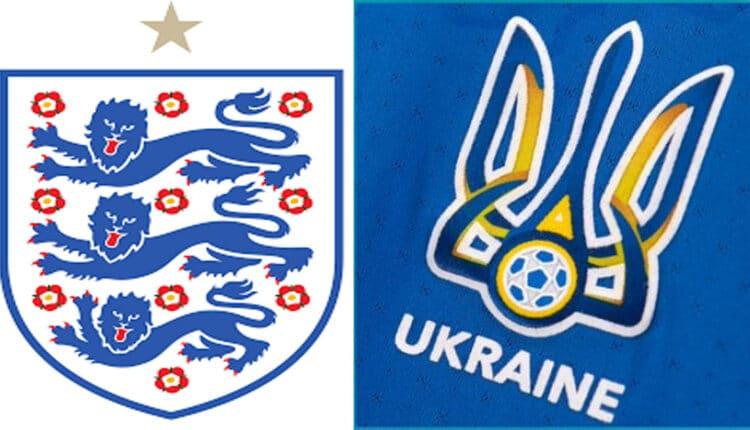 مباراة منتخب إنجلترا وأوكرانيا في بطولة اليورو