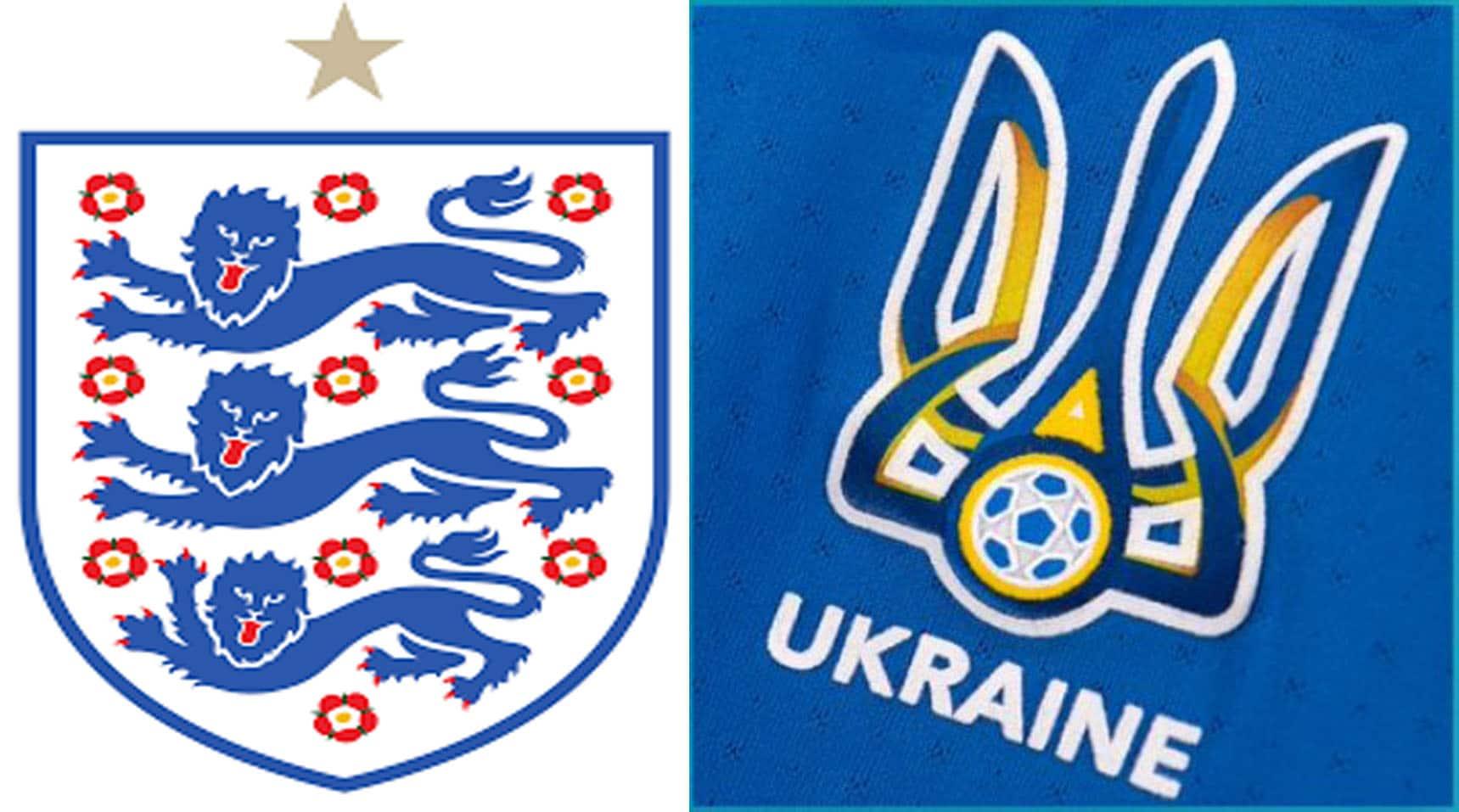 تعرف على موعد ومعلق مباراة منتخب إنجلترا ضد أوكرانيا في اليورو