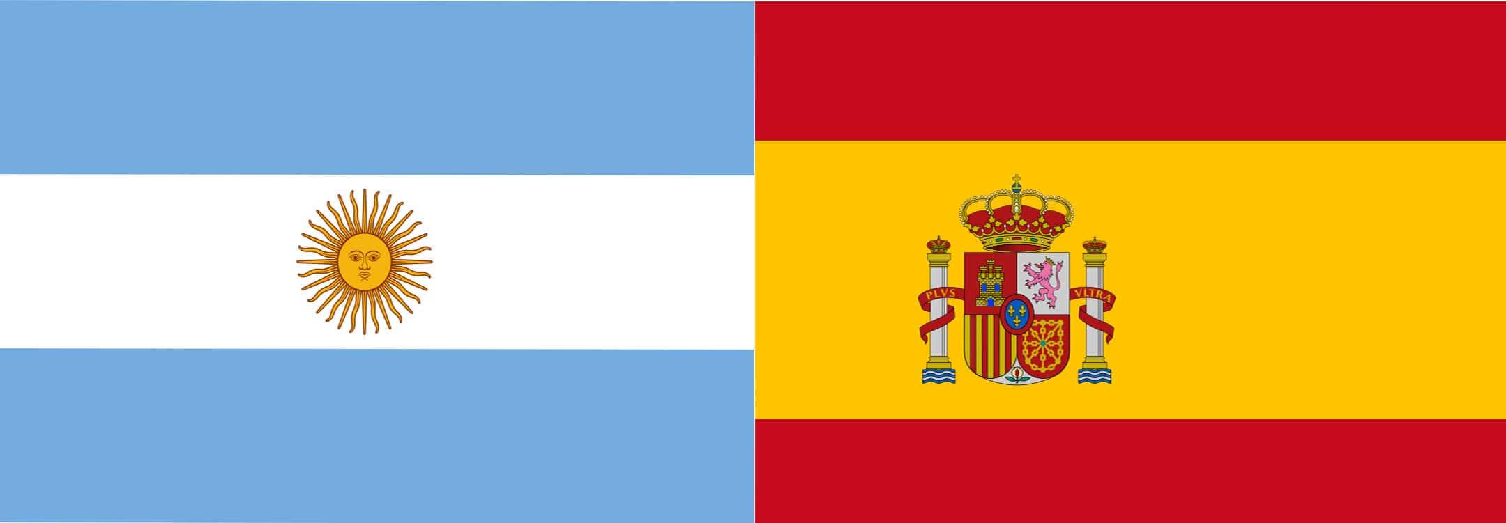 مبارا منتخب الأرجنتين وإسبانيا في أولمبياد طوكيو