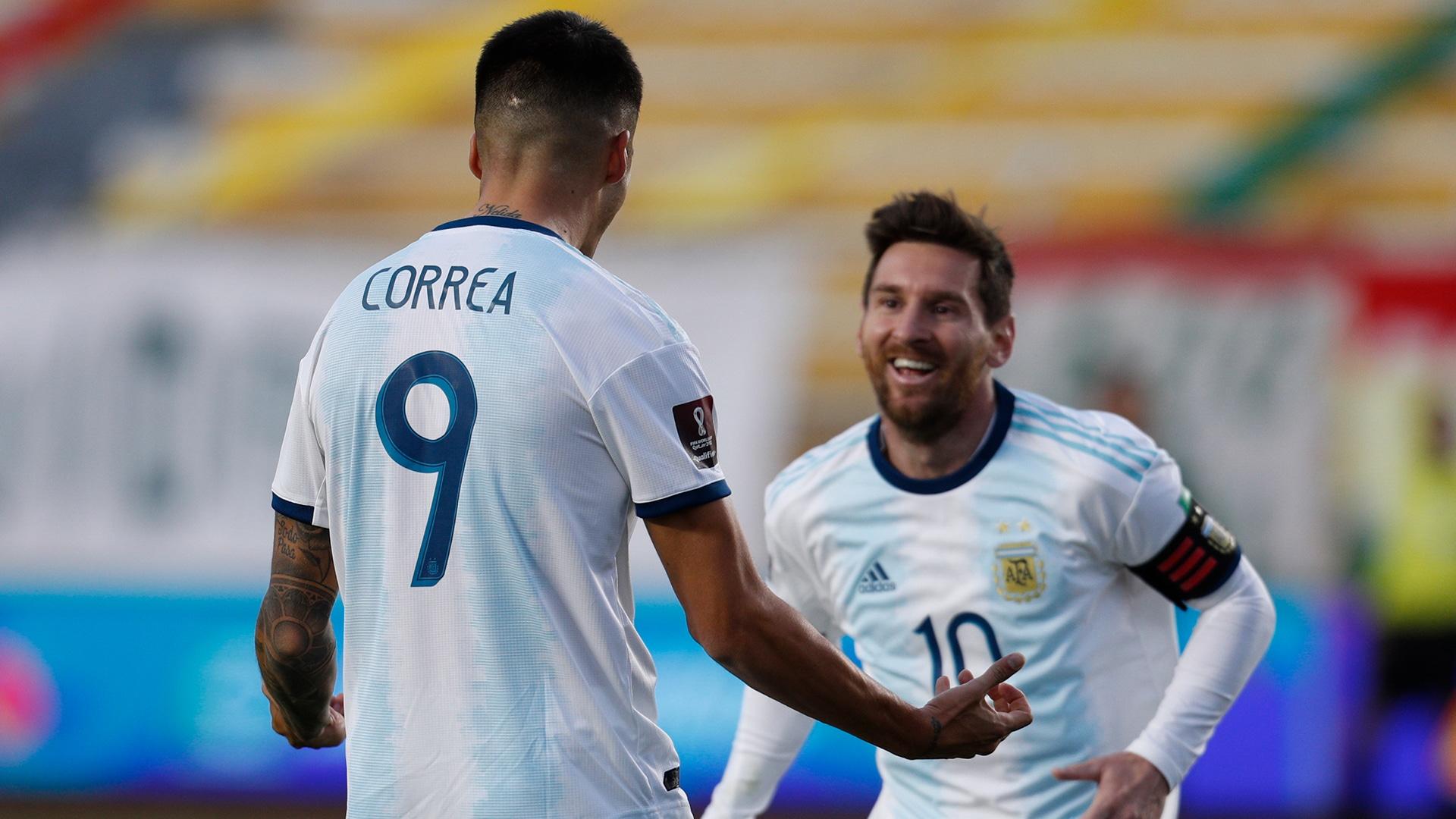 موعد مباراة الأرجنتين ضد الإكوادور في كوبا أمريكا والقنوات الناقلة