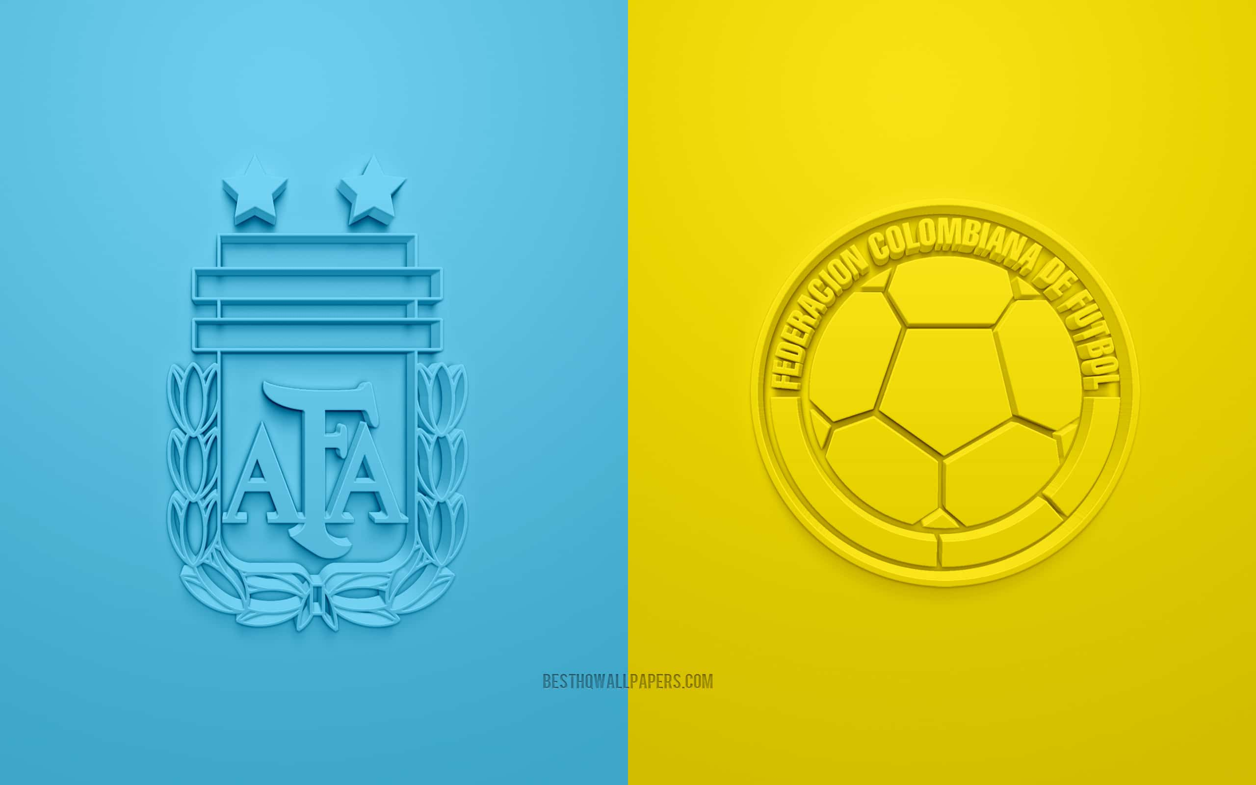 موعد مباراة الأرجنتين وكولومبيا في كأس كوبا أمريكا والقنوات الناقلة