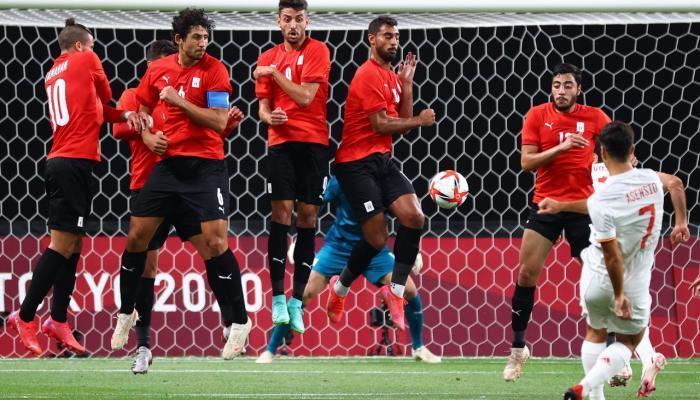 مباراة منتخب مصر والأرجنتين في أولمبياد طوكيو