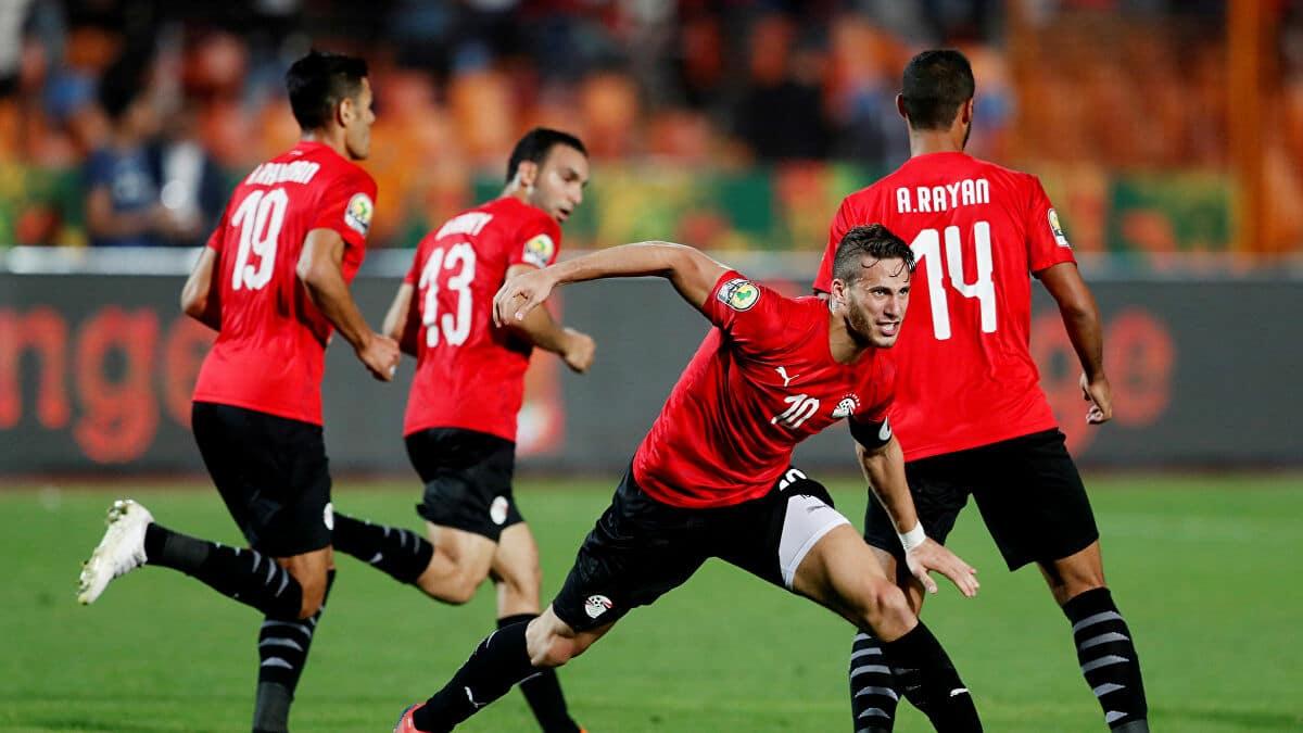 مباراة منتخب مصر والبرازيل في أولمبياد طوكيو