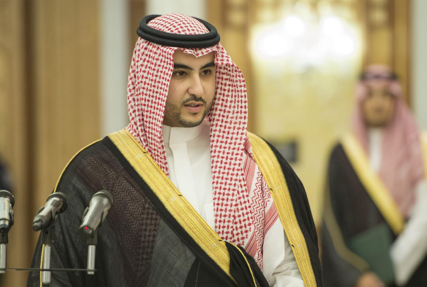 نائب وزير الدفاع السعودي خالد بن سلمان يلتقي مع كبار مسؤولي إدارة بايدن في الولايات المتحدة
