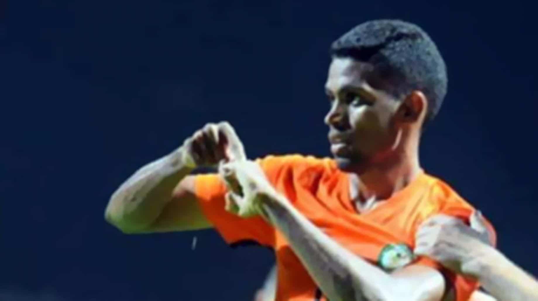 نجم فريق البنك الأهلي كريم بامبو والاعتذار إلى جماهير الأهلي