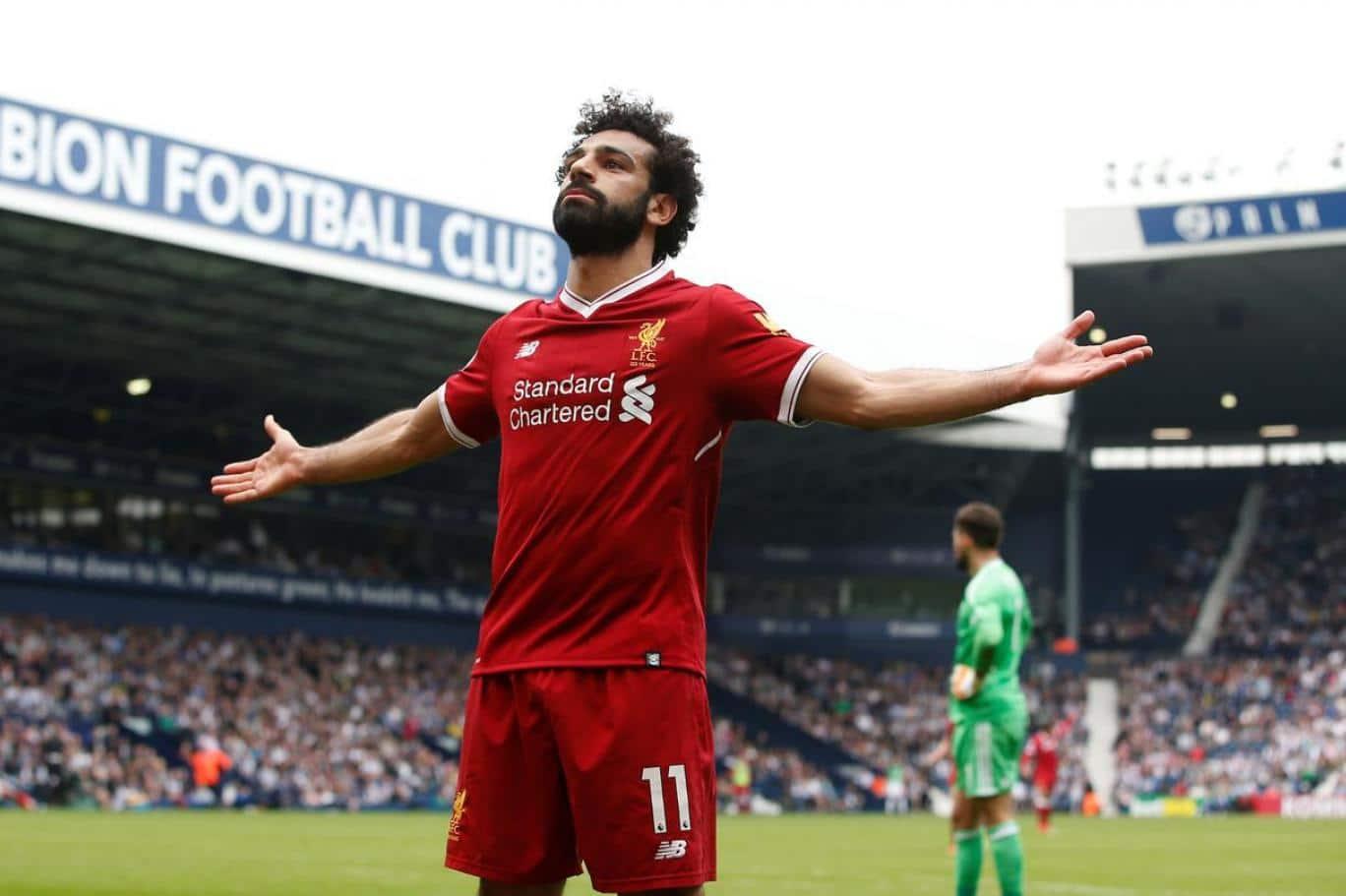 محمد صلاح وتسجيل الرقم القياسي في الدوري الإنجليزي