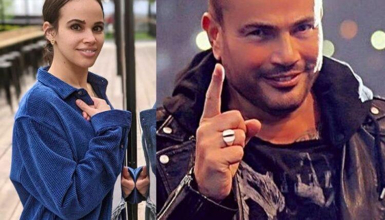 نور عمرو دياب تثير الجدل باستعراض مفاتنها