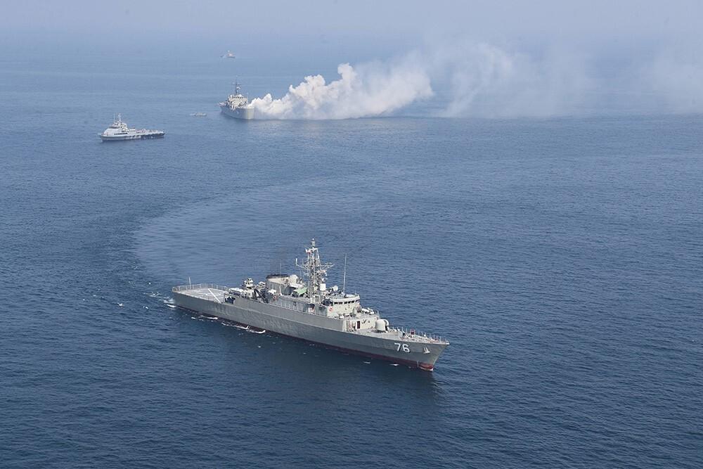 مركز الأمن البحري في سلطنة عمان يؤكد أن الهجوم على السفينة تم خارج المياه الإقليمية العمانية