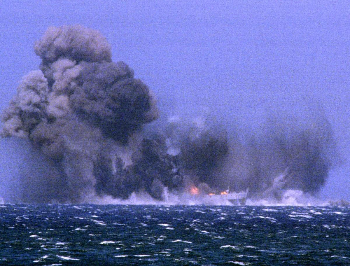 قتيلان .. كيف تم الهجوم على السفينة الإسرائيلية قبالة عمان في بحر العرب!
