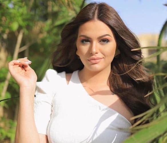 الممثلة المصرية هنادي مهنا