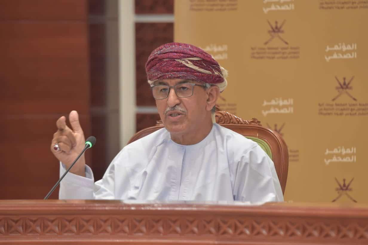 وزير الصحة العماني الدكتور أحمد السعيدي