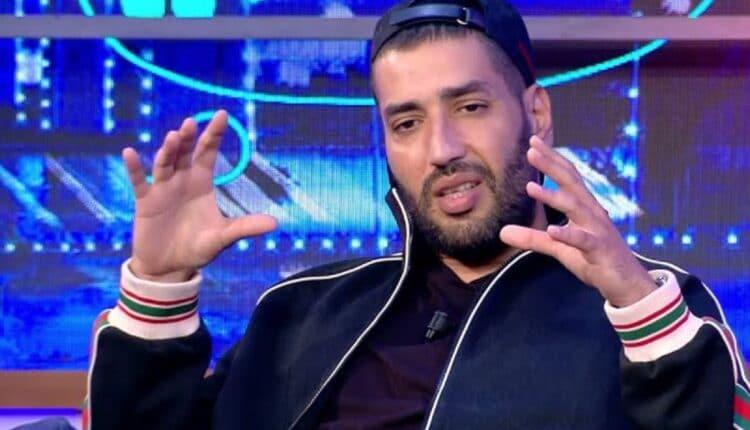 مغني الراب التونسي Brulux