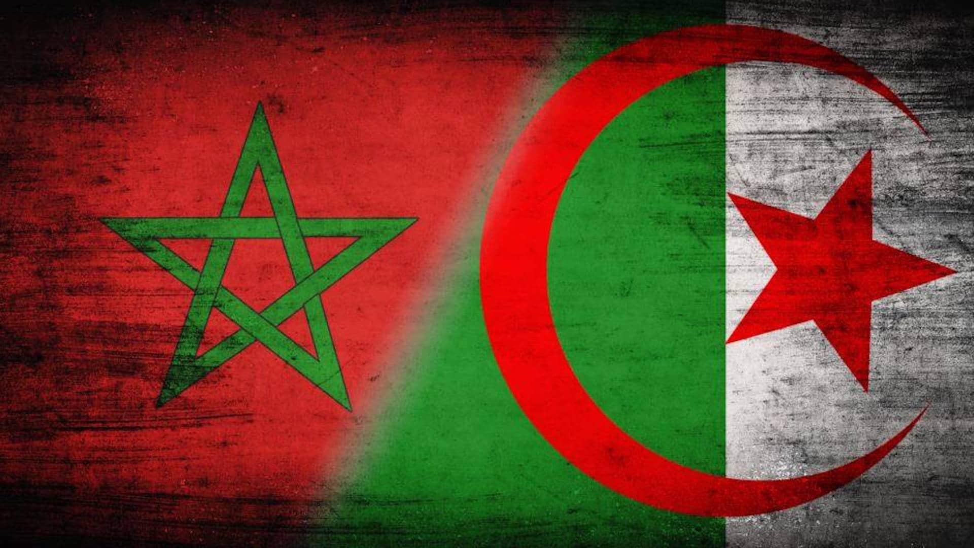 أزمة المغرب والجزائر